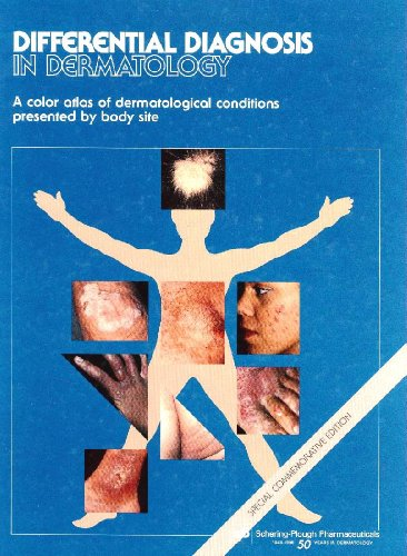 9780964867116: Differential Diagnosis In Dermatology, A color atlas of dermatological conditions presented by body site