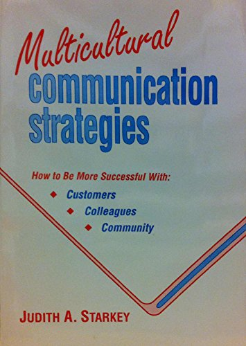 9780964868601: Multicultural Communication Strategies