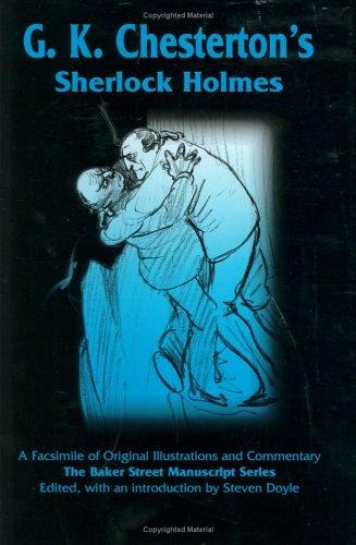 9780964878846: G.K. Chesterton's Sherlock Holmes (Baker Street Irregulars Manuscript)