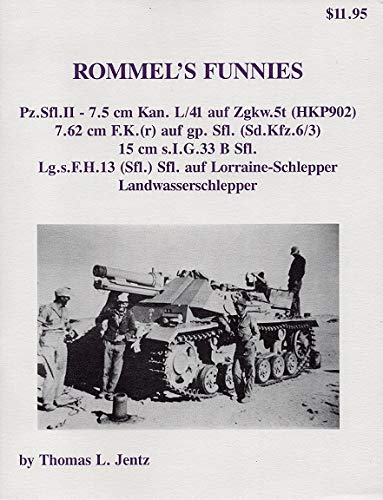 9780964879362: Rommel's Funnies - Special (Panzer Tracts)