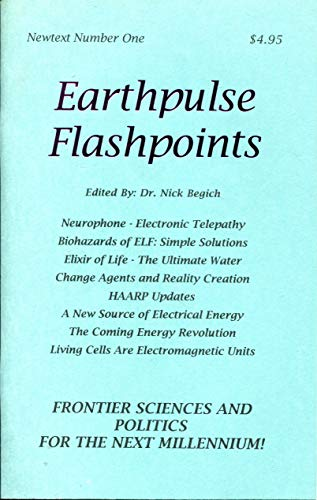 9780964881211: Earthpulse Flashpoints (Earthpulse Flashpoints: Series 1) (No. 1)