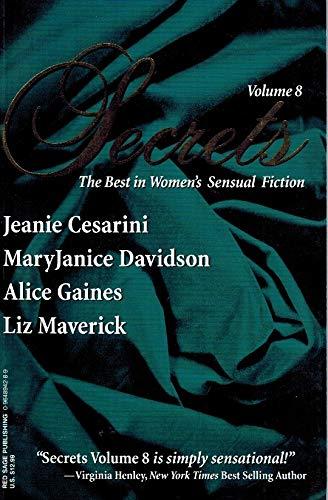 9780964894280: Secrets: The Best in Women's Sensual Fiction, Vol. 8