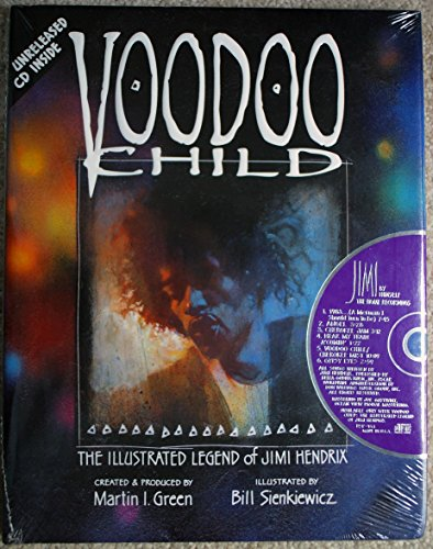 9780964899414: Voodoo Child: Book with CD