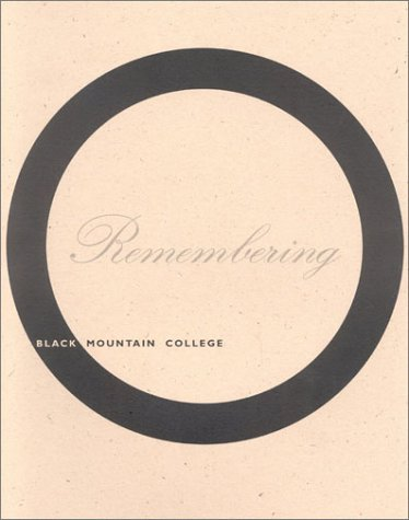 Remembering Black Mountain College: Harris, Mary Emma