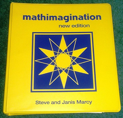 Mathimagination: Books A Through F: Steve Marcy, Janis