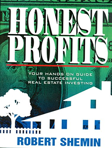 9780964915305: Honest Profits: Your Hands on Guide to Successful Real Estate Investing