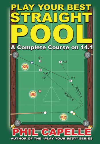 9780964920422: Play Your Best Straight Pool