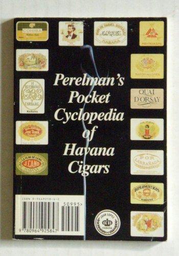 9780964925847: Perelman's Pocket Cyclopedia of Havana Cigars