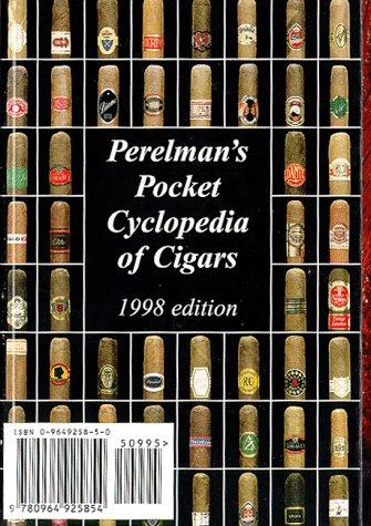 9780964925854: Perelman's Pocket Cyclopedia of Cigars