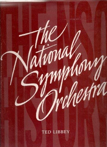 9780964955400: The National Symphony Orchestra