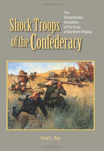 9780964958555: Shock Troops of the Confederacy [Hardcover] by Fred L. Ray