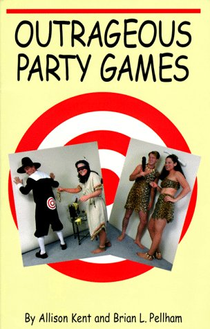 9780964967823: Outrageous Party Games