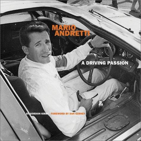 9780964972292: Mario Andretti: a Driving Ambition