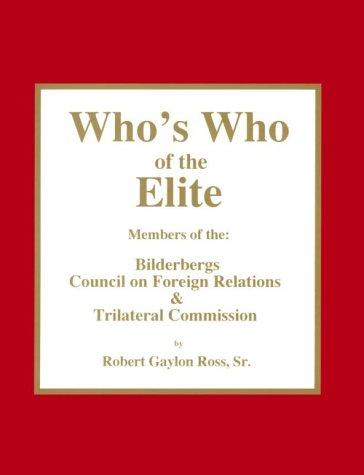 Who's Who of the Elite : Members: Robert Gaylon, Sr.