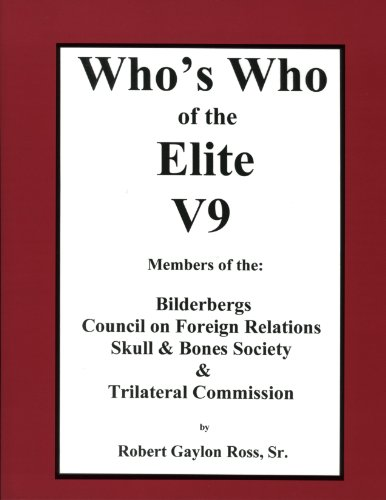 Who's Who of the Elite V9: Robert Gaylon Ross