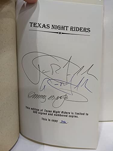 Texas Night Riders: Joe R. Lansdale; Ray Slater
