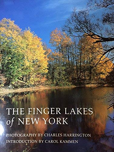 9780964993402: The Finger Lakes of New York