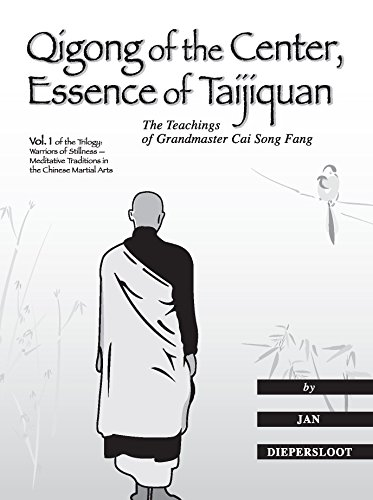 Qigong of the Center, Essence of Taijiquan: Diepersloot, Jan