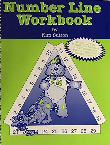 Number Line Workbook: Kim Sutton