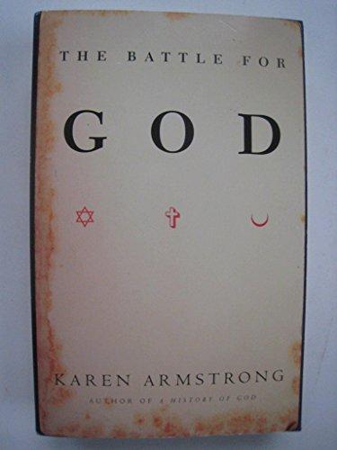9780965000765: The Battle for God