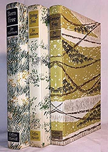 9780965001960: Born Free 40th Anniversary Edition [Gebundene Ausgabe] by Joy Adamson