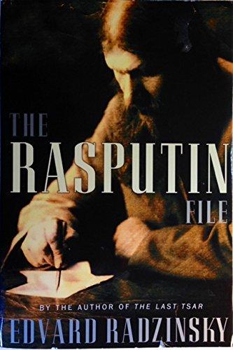9780965002684: The Rasputin File
