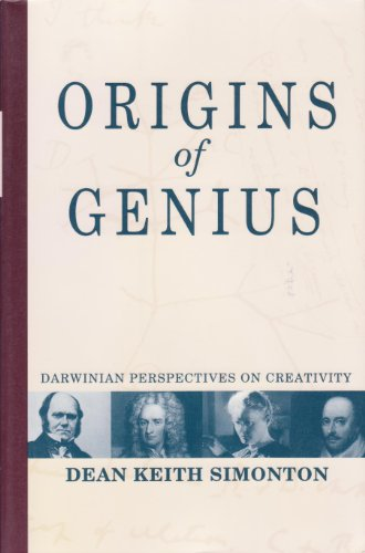 9780965005265: Origins of Genius [Paperback] by Simonton,Dean