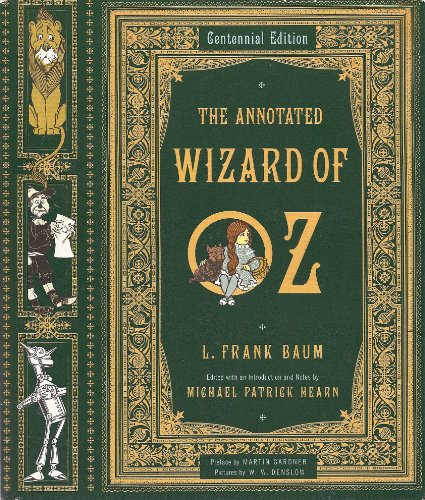 9780965008976: Annotated Wizard of Oz (QPB Book Club Edition)