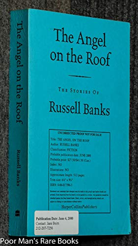 9780965014021: The Angel on the Roof. (Djinn. A Story From The Angel on the Roof.)