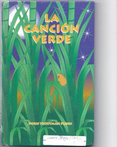 9780965017749: La Cancion Verde (Spanish Edition)
