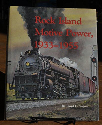 9780965027205: Rock Island Motive Power, 1933-1955