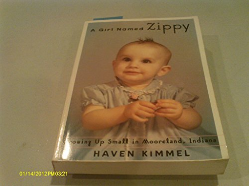 9780965030069: A Girl Named Zippy