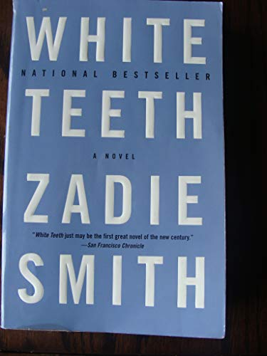 9780965031004: White Teeth: A Novel by Zadie Smith (2000-10-01)