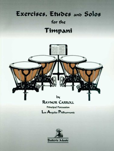 9780965032209: Exercises, Etudes and Solos for the Timpani