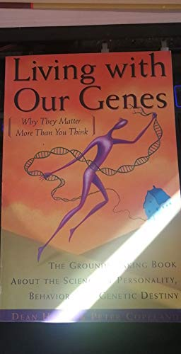 9780965035033: Living with Our Genes