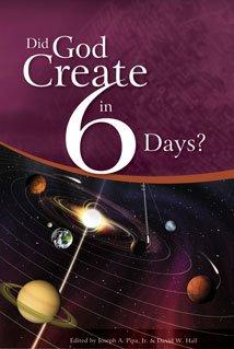9780965036771: Did God Create in Six Days?