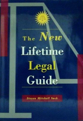 New Lifetime Legal Guide: Sack, Steven Mitchel