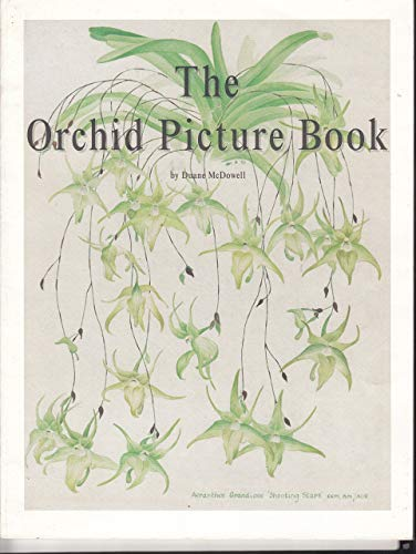 9780965040105: The orchid picture book