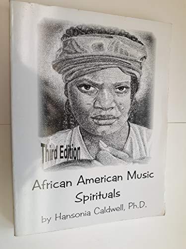 9780965044158: African American Music Spirituals