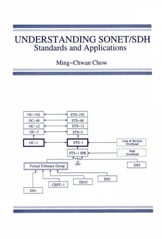 Understanding SONET/SDH Vol. 1 : Standards and: Ming-Chwan Chow