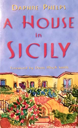 9780965045506: A house in sicily