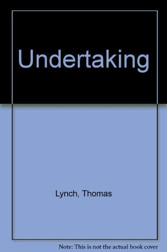 9780965047913: Undertaking