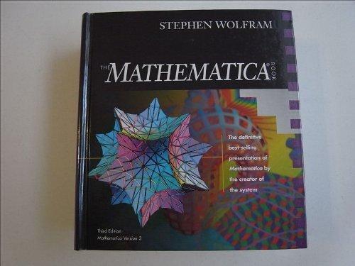 Wolfram Mathematica Book