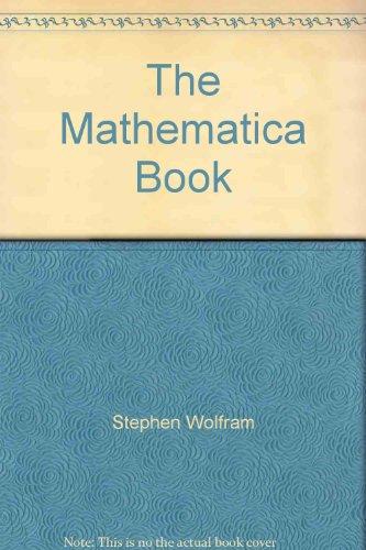 9780965053211: The Mathematica Book