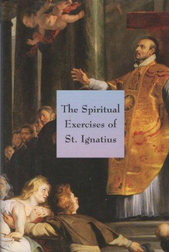 9780965057943: The Spiritual Exercises of St. Ignatius