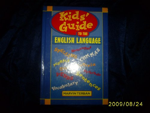 Kids' guide to the English language: Terban, Marvin