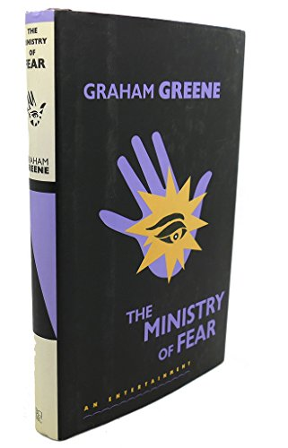 The Ministry of Fear: Graham Greene