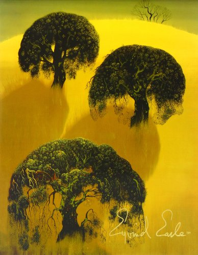 9780965058728: The Complete Graphics of Eyvind Earle and Selected Poems, Drawings and Writings by Eyvind Earle 1991-2000