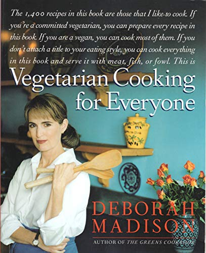 9780965061094: Vegetarian Cooking for Everyone by Deborah Madison (1997) Paperback
