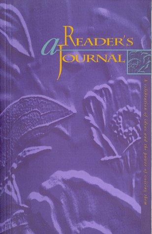 9780965065511: A Reader's Journal